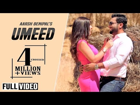 UMEED | Aarsh Benipal | Latest Punjabi Song | Rootz Records