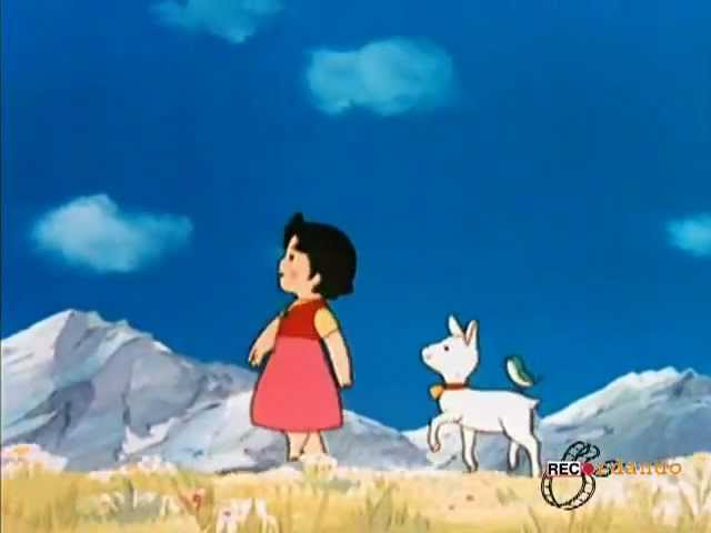 Recordando, Heidi ( opening latino audio original hd )