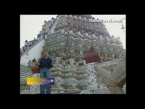Temple of the Dawn, วัดอรุณ, Wat Arun, Bangkok by Asiatravel.com