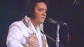 Elvis Pesley Are You Lonesome Tonigh Live