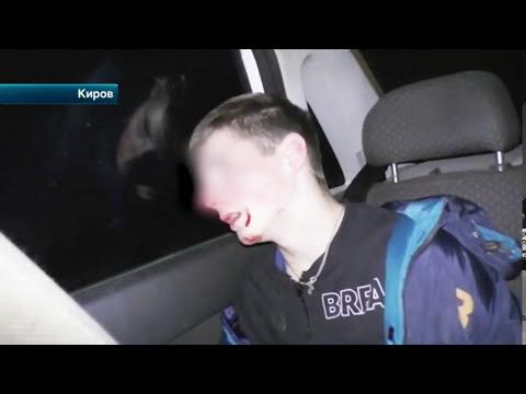 Полицейские Кирова открыли огонь по машине несовершеннолетнего гонщика