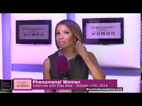 Phenomenal Women w/ Elise Neal | October 17th, 2014 | Black Hollywood Live