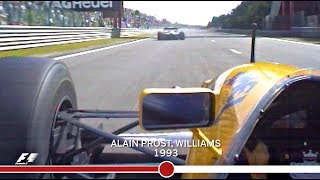 A Historical Onboard Lap Of Spa   Belgian Grand Prix