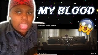 Twenty One Pilots MY BLOOD ( official video ) REACTION !!