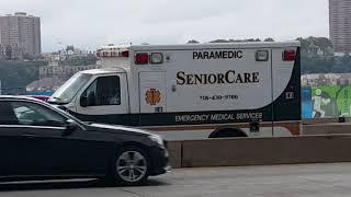 Ambulance Senior care no light no