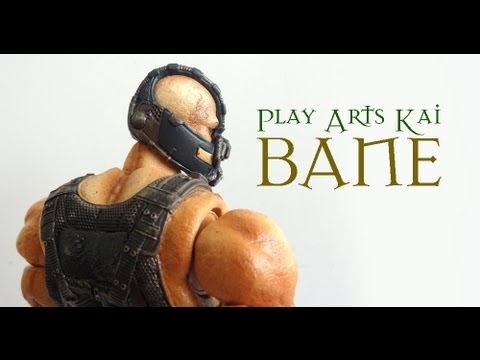 Play Arts Kai Bane Review