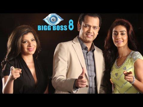 Bigg Boss 8 SHOCKING TWIST | Rahul Mahajan, Sambhavna Seth, Mehek WILDCARD ENTRY