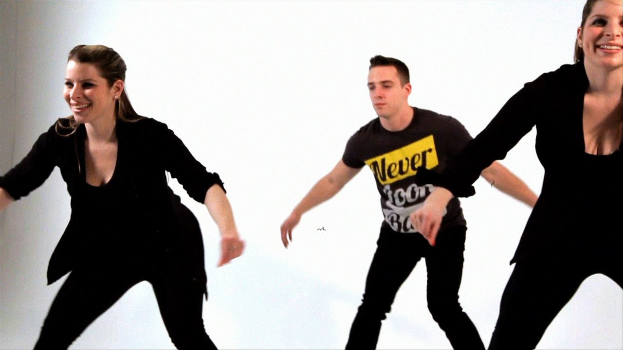 DANCE TUTORIALS - YouTube