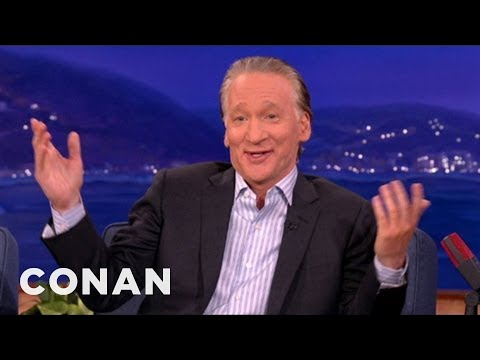 Bill Maher Is Over Donald Trump s Ridiculous Lawsuit - CONAN on TBS