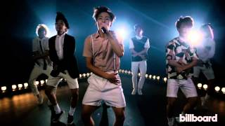 BTS Performs 'DOPE': Exclusive @ Billboard Studios