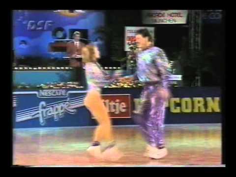 Bernhard Fischer & Brigitte Demenga - World Masters München 1993