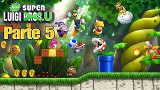 New Super Luigi U - Parte 5 - Español