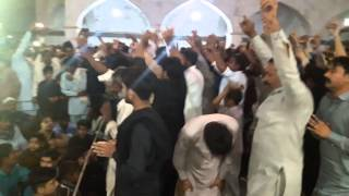 Download Dhamal - Shehbaz Qalanar Nobat At Sehvan Sharif Sindh -  Part 1 3Gp Mp4