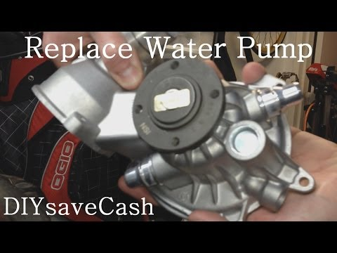 BMW E65 E66 How To Replace Your Water Pump