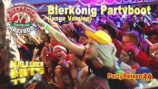 Bierkönig Partyboot Köln 2014 - Partyreisen 24 (lang)
