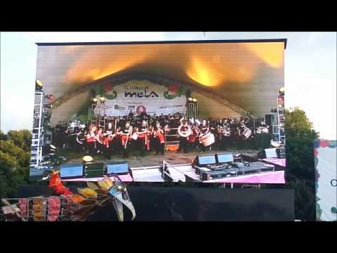 20120819 london Aisan Mela - Tu Cheez Badi Hai Mast Mast - Philharmonia Orchestra.wmv video