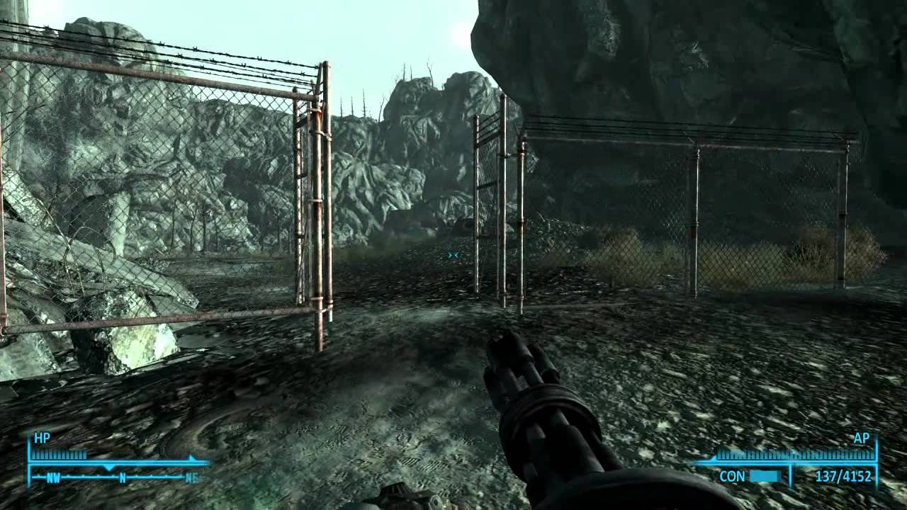 Fallout 3 pc Gameplay Fallout 3 pc Gameplay