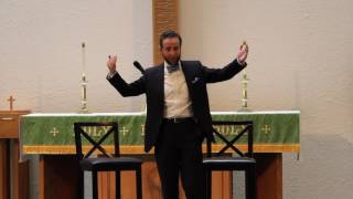 Marriage According to Jesus--Dr. Robert AJ Gagnon