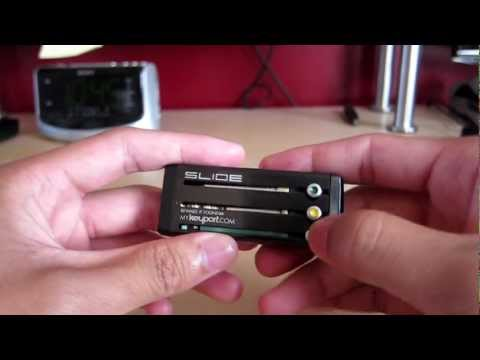An Alternative Keychain - Keyport Slide Review (Black)
