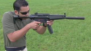 HK MP5 Suppressed