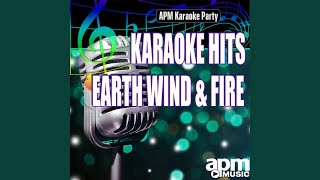 September Karaoke Version