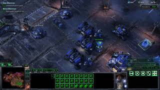 StarCraft II: Wings of Liberty Campaign Mission 3 - Zero Hour