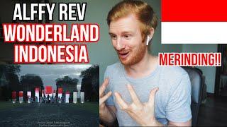 Download lagu (MERINDING!!) WONDERLAND INDONESIA by Alffy Rev (ft. Novia Bachmid) // INDONESIA MUSIC REACTION