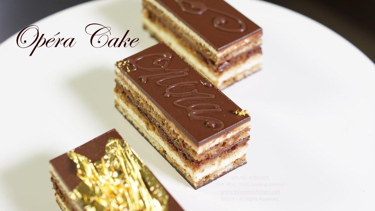 Opera Cake History Opera Cake Recipe – Bruno