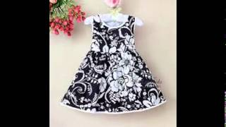 Frocks Designs For Baby Girls