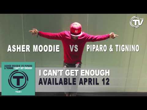 Asher Moodie Vs Piparo & Tignino - I Can't Get Enough (Official Preview)