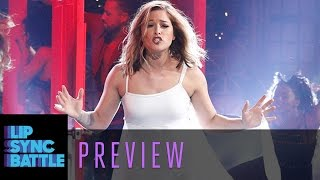 Cassadee Pope syncs Panic! at the Disco | Lip Sync Battle Country Holidays