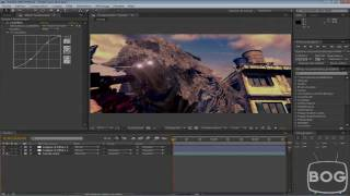 Tuto after effect: Yeux de LUMIÈRE! avec optic flares call of duty mw2 cinematique |BoGTV|