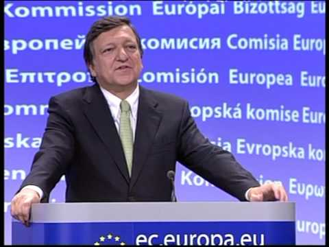 EU's Barroso thanks Ireland after yes vote