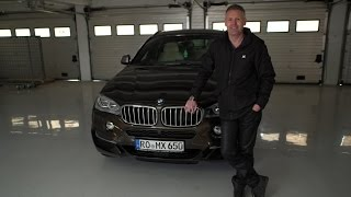 Három turbóval! BMW X6 M50d - SportVerda (Tordai István)