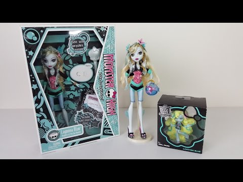 Lagoona Blue Monster High Review