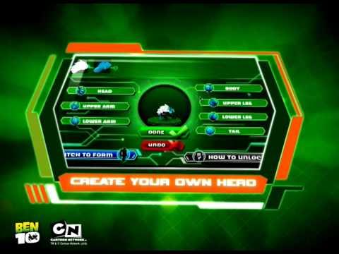 Ben 10 Omniverse Rise of Heroes 2