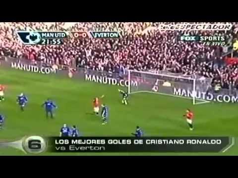 50 mejores goles de ronaldo: