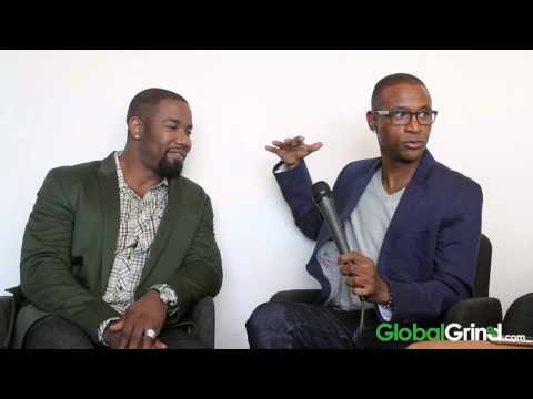 Michael Jai White & Tommy Davidson Talk Black Dynamite