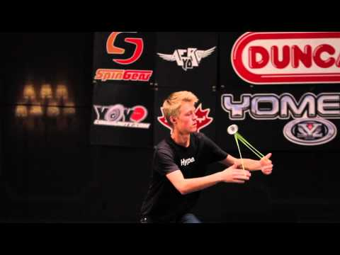 YoYoFactory Presents: 2012 World YoYo Contest 1A 6th Gentry Stein