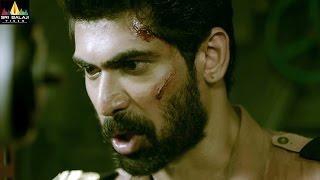 Ghazi Telugu Trailer | Latest Telugu Trailers 2017 | Rana Daggubati, Taapsee | Sri Balaji Video