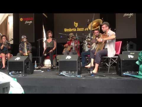 TUBA SKINNY - Umbria Jazz 2014. Perugia,July 12