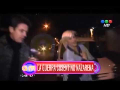 ¿Nazarena Vélez volvió con Gonzalo Gamarra?