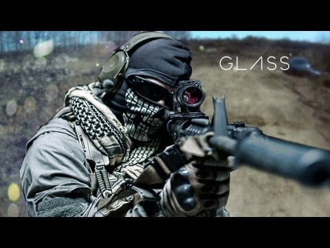 First Person Shooter on Google Glass!