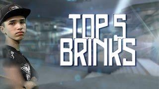 Crossfire - TOP 5 - BRINKS