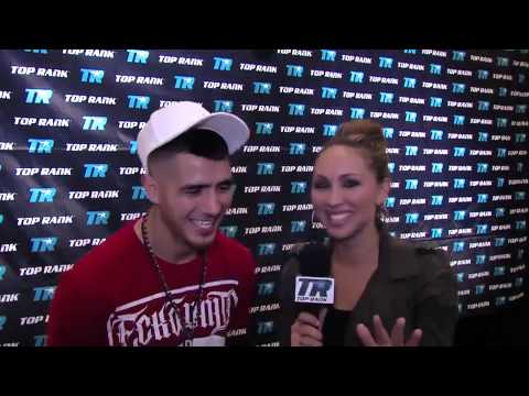 0 - Boxing: The Softer Side (Sorta) of Brandon Rios - Boxing and Boxers