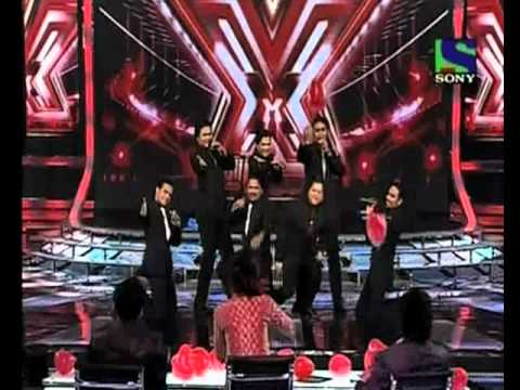 X Factor India - Deewana Groups superb performance on Ye Dil...