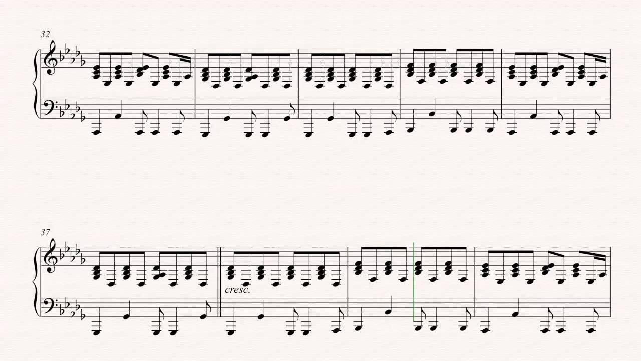 Skinny love chords