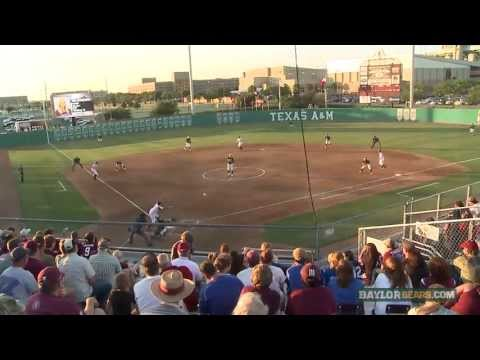 Baylor Softball: NCAA Tourney Bound