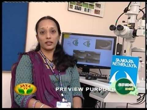 Dr.M.Rajeshwari speaks about Contact lenses used in corrections of cornea