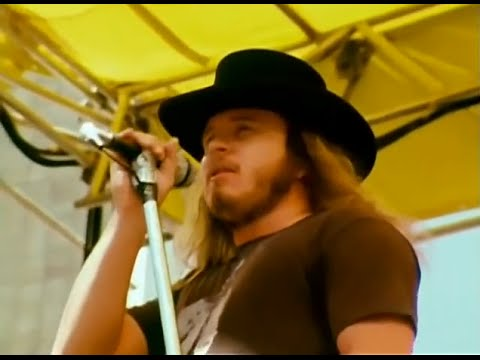 Lynyrd Skynyrd - Freebird - 7/2/1977 - Oakland Coliseum Stadium (Official)